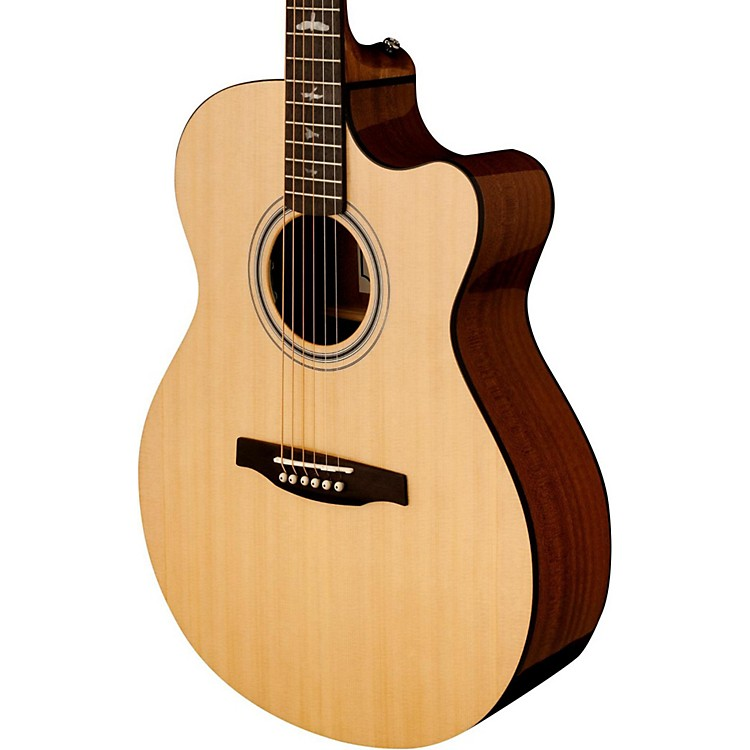 PRS SE Angelus A20E Acoustic-Electric Guitar Natural ...