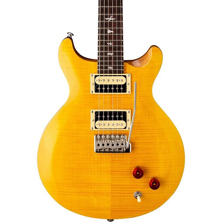PRSSE Carlos Santana Electric GuitarSantana Yellow