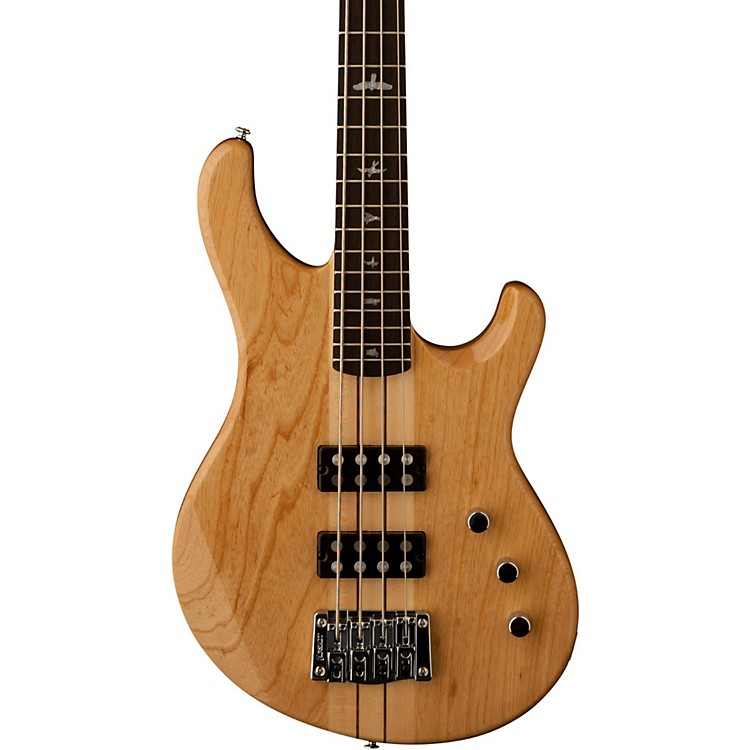 PRS SE Kingfisher Electric Bass Guitar Natural
