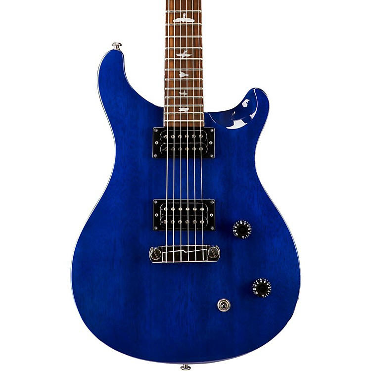 PRSSE Standard 22 Electric GuitarTranslucent Blue