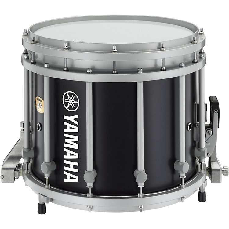 YamahaSFZ Marching Snare Drum14 x 12 in.Black Forest with Standard Hardware