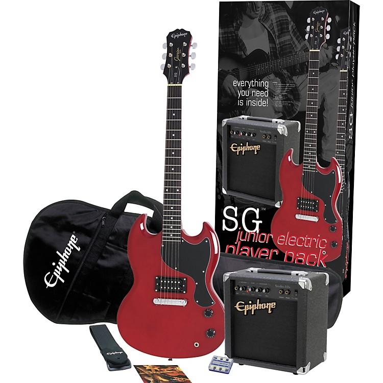 epiphone sg special electric guitar ebony № 277571