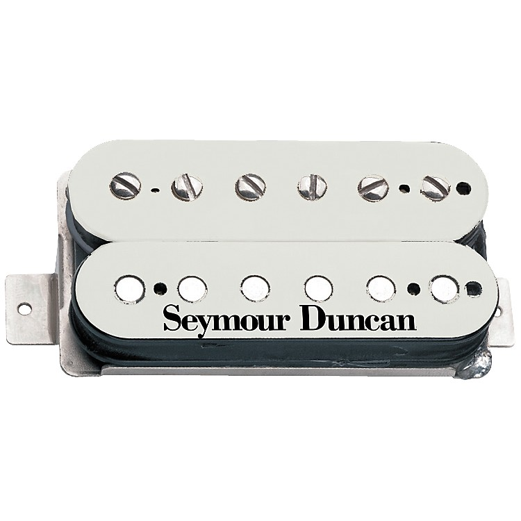 Seymour DuncanSH-11 Custom Custom PickupWhiteBridge