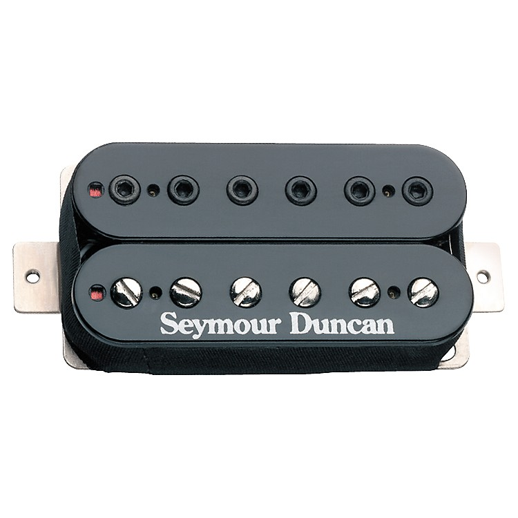 Seymour Duncan SH-12 George Lynch Screamin Demon Humbucker Pickup Black and Cream