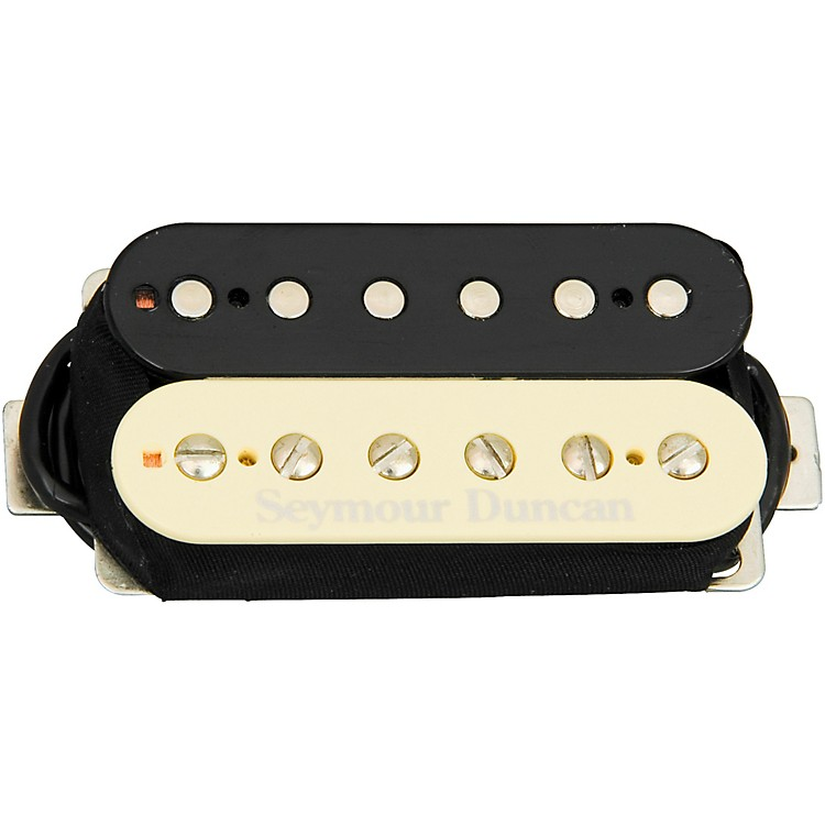 Seymour Duncan SH-4 JB Humbucker Pickup Black and Cream