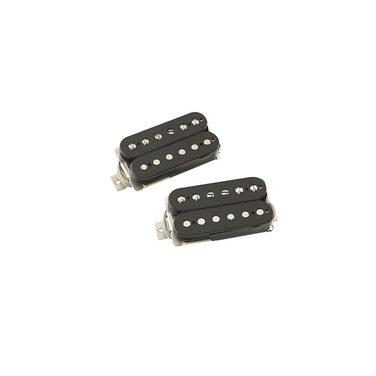 Seymour Duncan SH-4/SH-2 35th Anniversary JB model Humbucker Set Black
