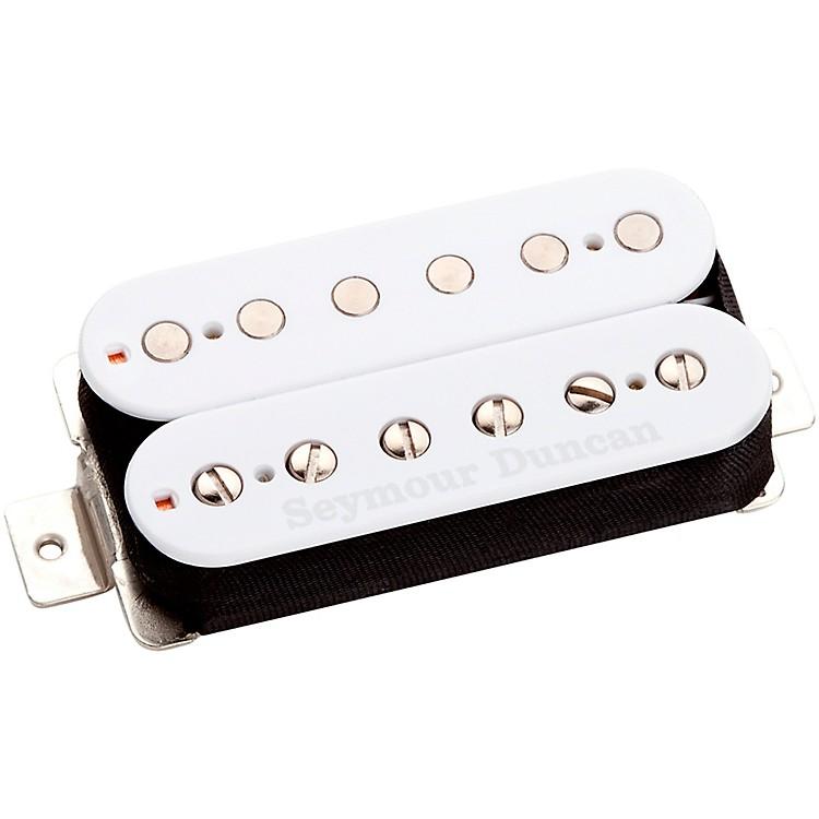 Seymour DuncanSH-6 Distortion Humbucker PickupWhiteBridge