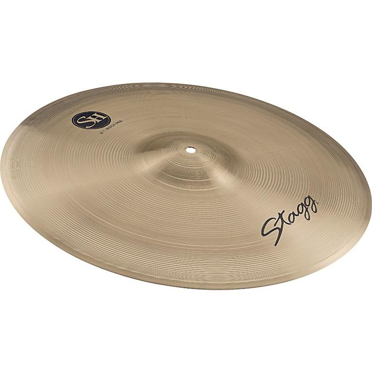 StaggSH Regular Rock Ride Cymbal21