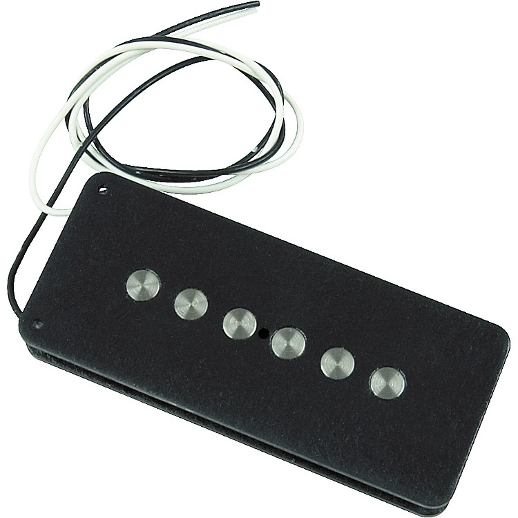 Seymour Duncan SJM-3 Quarter-Pound Jazzmaster Pickup Black Bridge