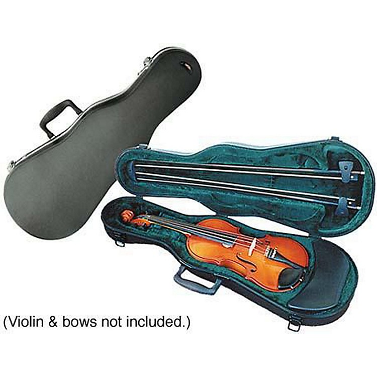 SKB SKB-444 Sculptured 4/4 Violin/14