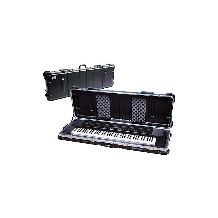 SKB SKB-5014W 76-Key Keyboard Case with Wheels