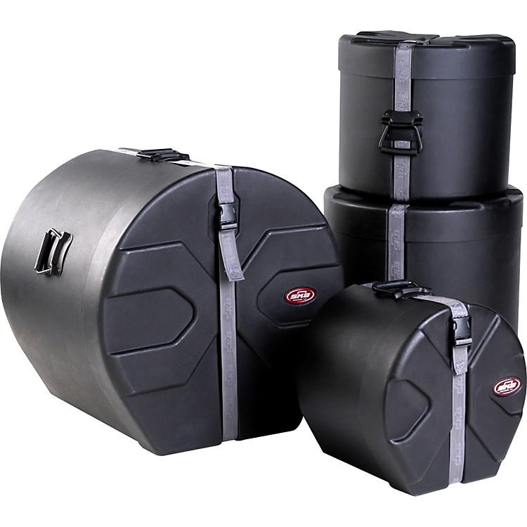 SKBSKB-DS2 Roto-X Standard Drum Case Set