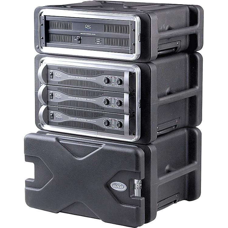 SKBSKB-RLX Roll-X Rack Case with Wheels4 Space