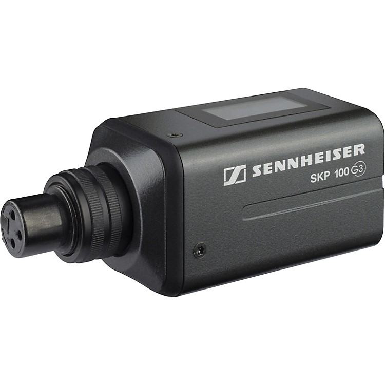 SennheiserSKP 100 G3 Plug-On Wireless TransmitterBand B