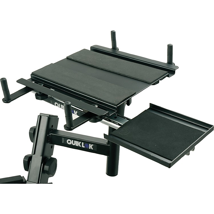 Quik-LokSL-825 Laptop Holder for SL-820 Keyboard Stand