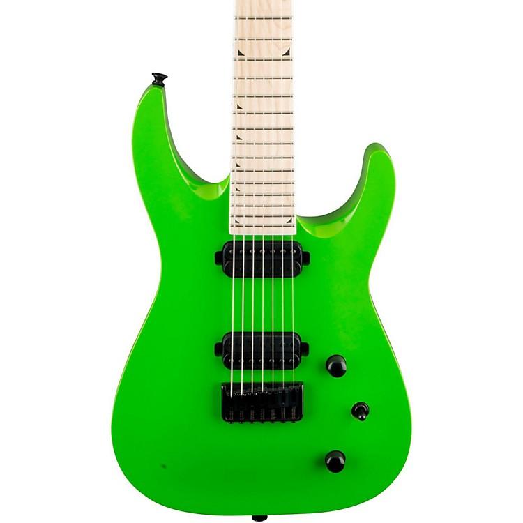 JacksonSLATHX-M 3-7 7-String Electric GuitarSlime Green