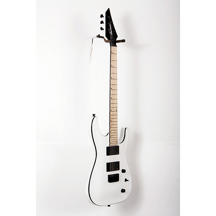 Jackson SLATHXMG(M)3-6 Electric Guitar Snow White, Maple Fingerboard 888365801223