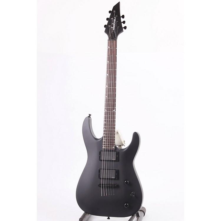 JacksonSLATTXMG3-6 Soloist Electric GuitarMatte Black886830642708
