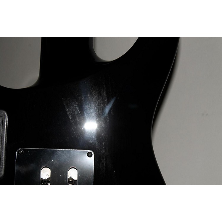 JacksonSLATXMGQ3-7 Soloist 7-String Electric GuitarTransparent Black886830822223