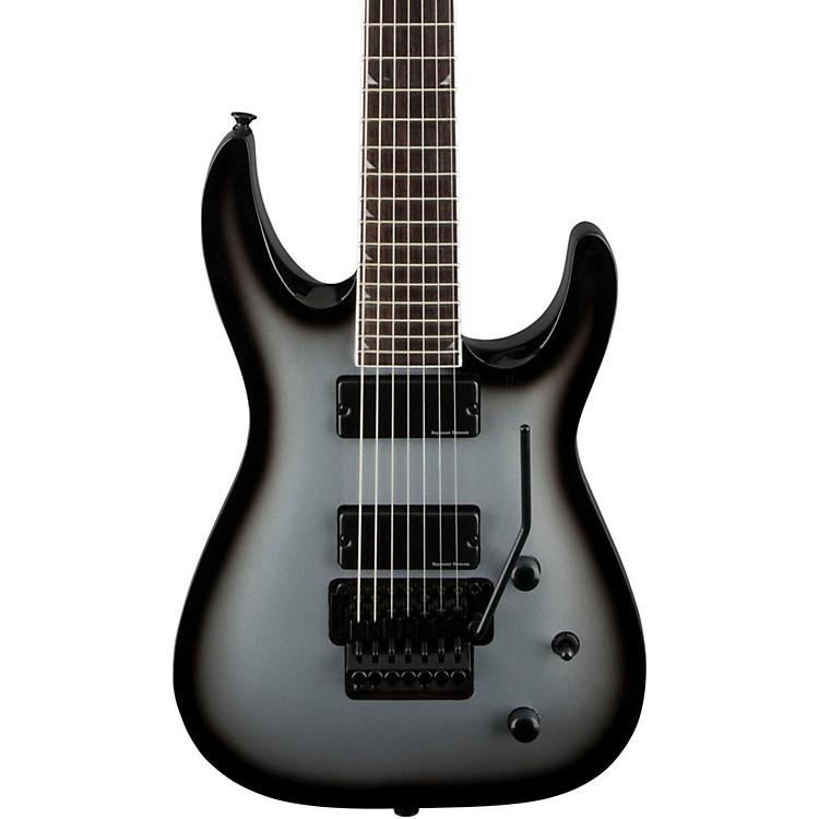 JacksonSLATXSD 3-7 7-String Electric GuitarSilver Burst