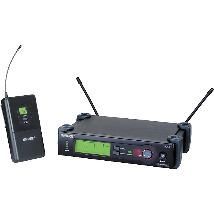 Shure SLX Instrument Wireless System