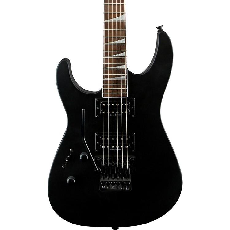 JacksonSLX LH Left-Handed Electric GuitarSatin BlackRosewood Fingerboard