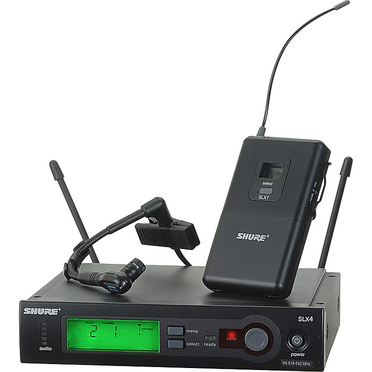 Shure SLX14/BETA98H Instrument Wireless System