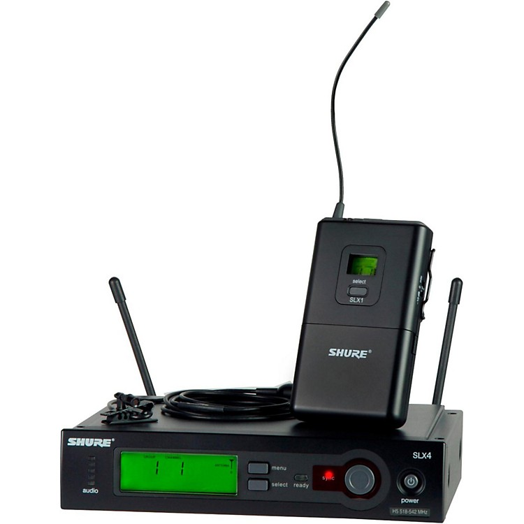 ShureSLX14 Instrument Bodypack Wireless SystemBand H19
