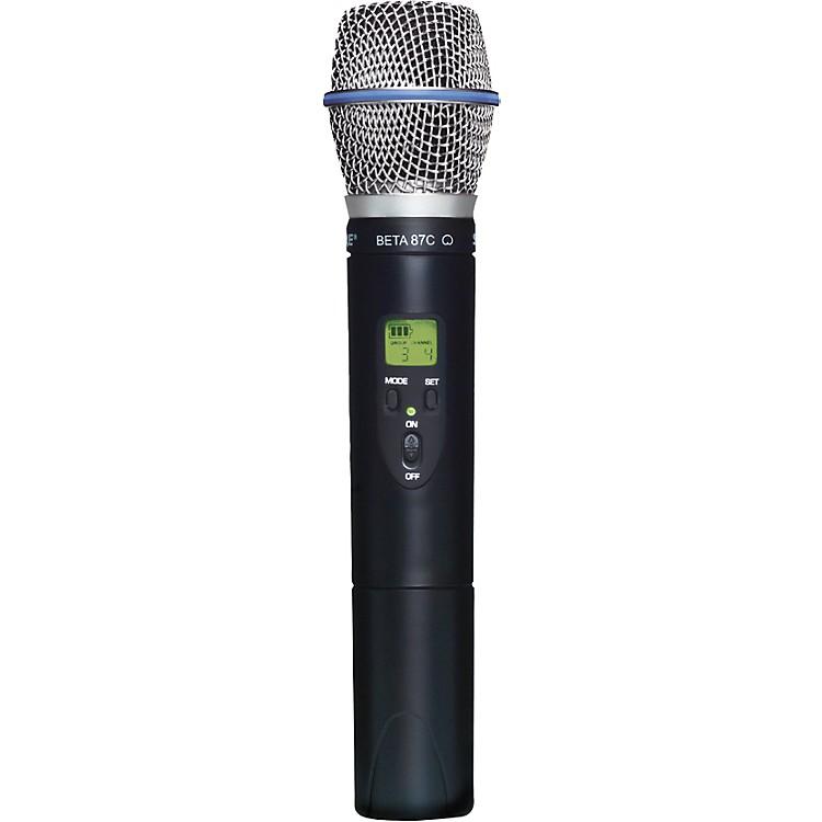 ShureSLX2/BETA87C Wireless Handheld Transmitter MicrophoneJ3