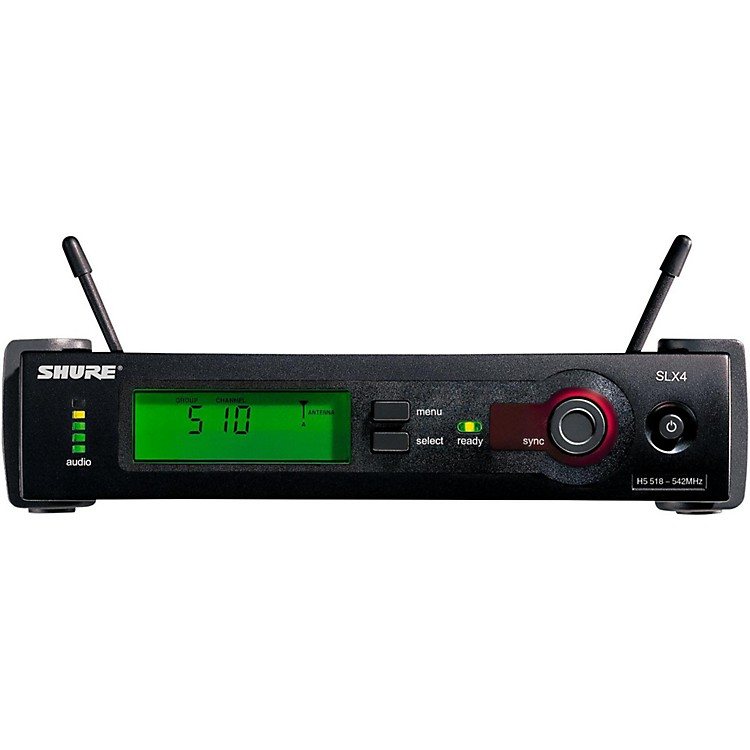 ShureSLX4 Wireless Diversity ReceiverBand J5