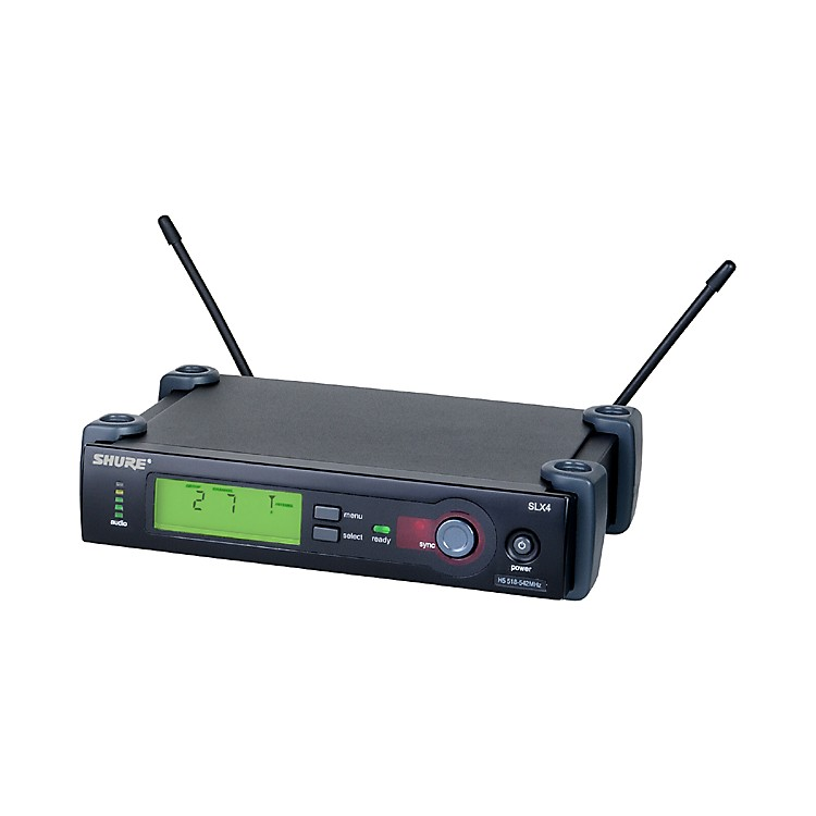ShureSLX4 Wireless Diversity ReceiverH5