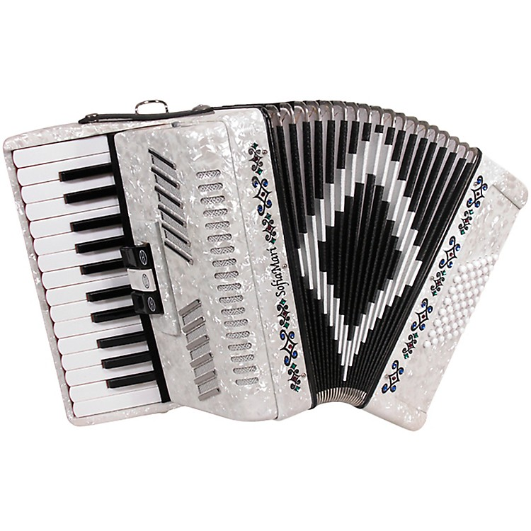 SofiaMariSM-2648, 26 Piano 48 Bass Accordion