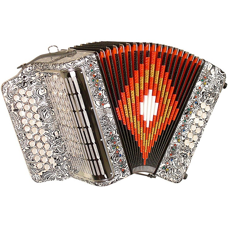 SofiaMari SM-3112 31-Button 12 Accordion GCF