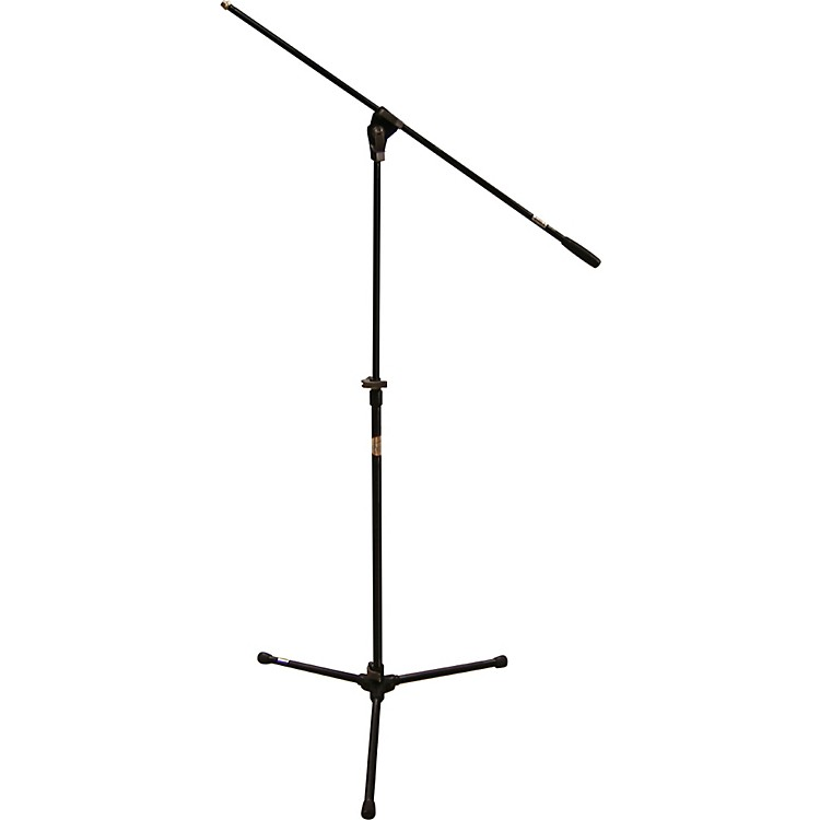 Peak Music Stands SM-52 Tripod Mic Stand with Boom Arm Black