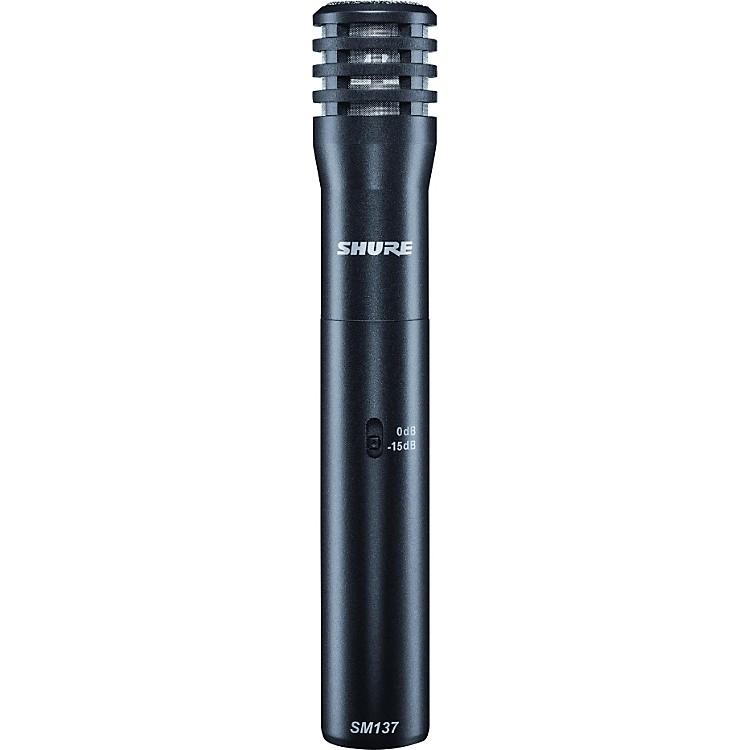 ShureSM137 Condenser Instrument Microphone