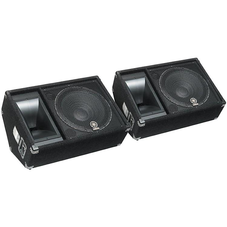 YamahaSM15V Speaker Pair