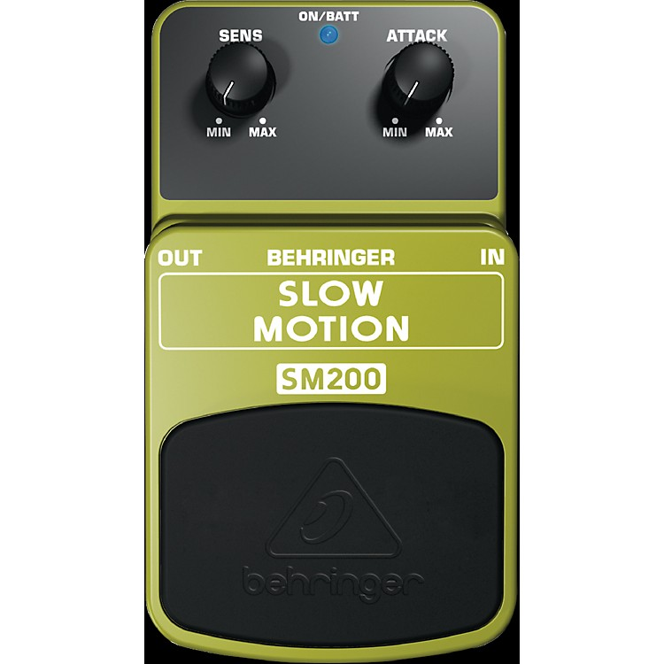 BehringerSM200 Slow Motion Classic Attack Guitar Effects Pedal