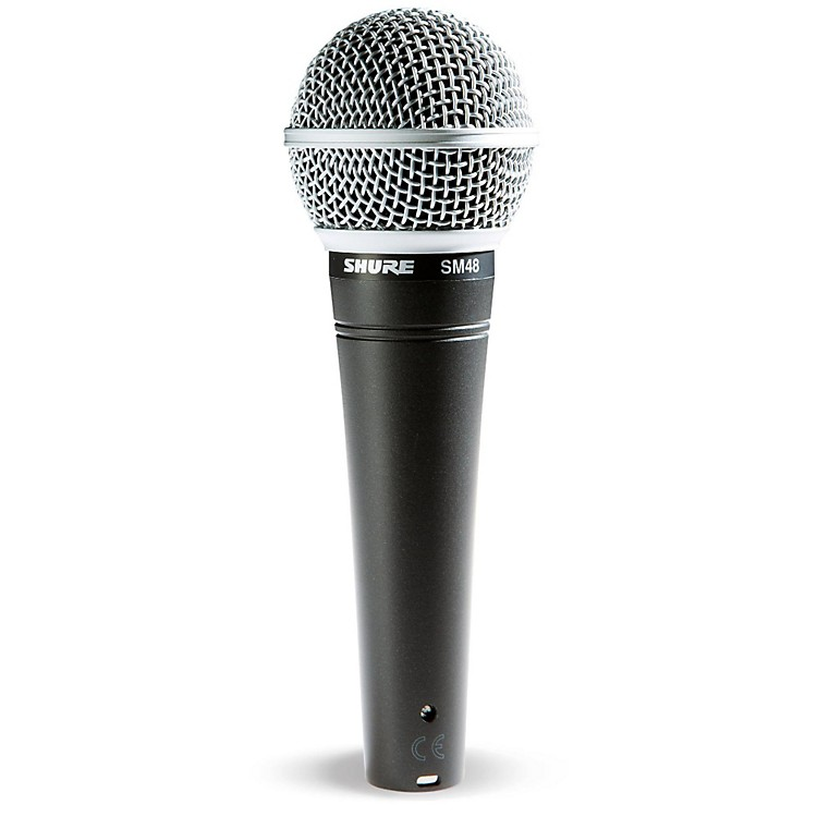 ShureSM48-LC Vocal Microphone