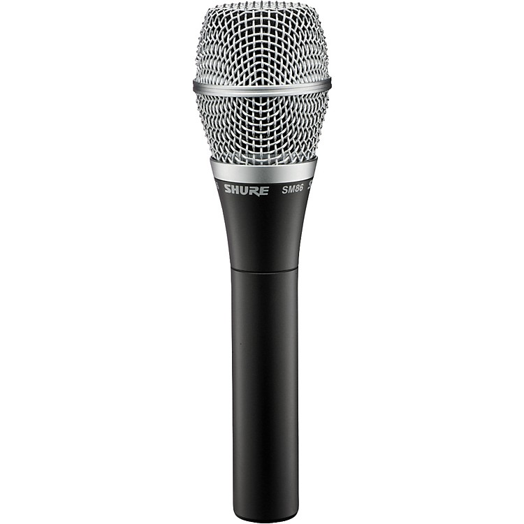 ShureSM86 Cardioid Condenser Vocal Mic