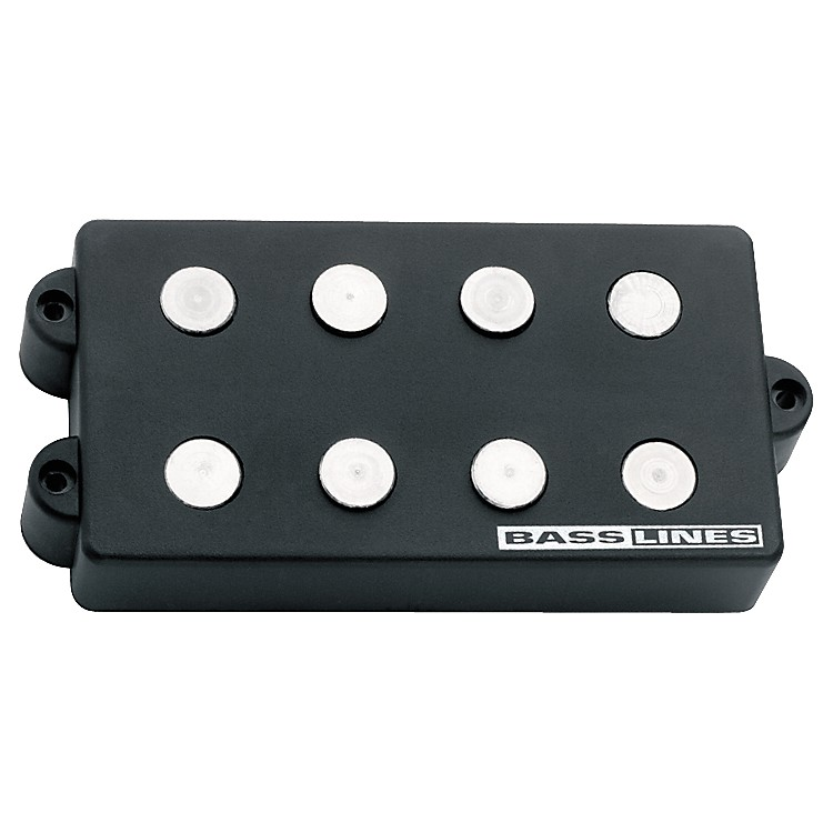 BasslinesSMB-4DS Bassline Pickup and Tone Circuit