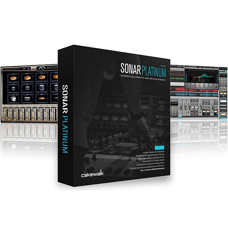 CakewalkSONAR Platinum (with Lifetime Updates) Upgrade from SONAR Producer or SONAR Platinum