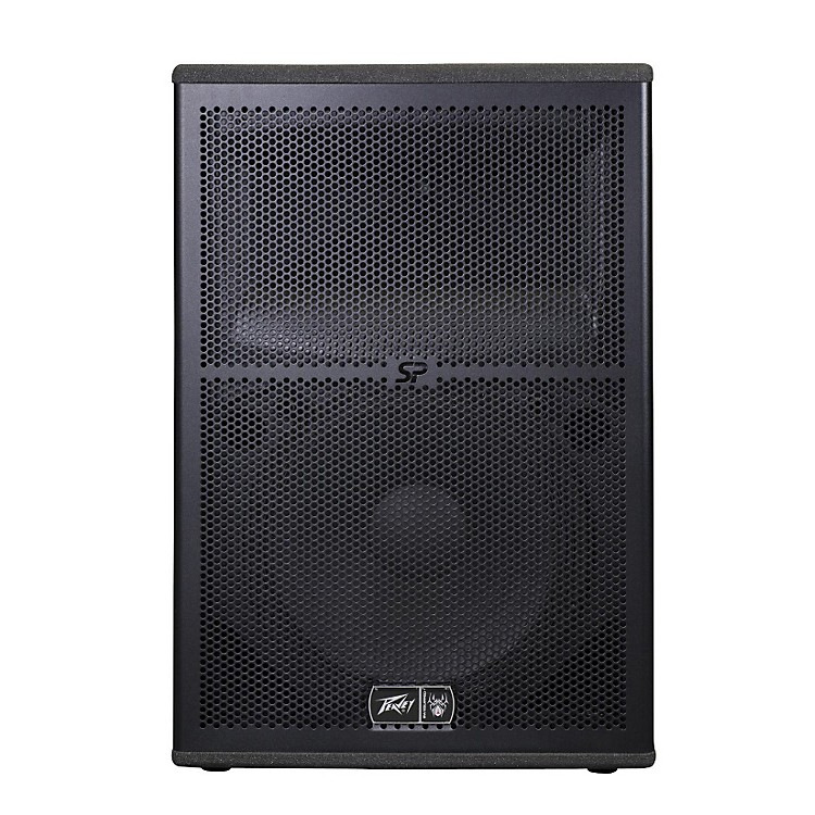 Peavey SP 2BX 2-Way Passive PA Speaker Cabinet Black