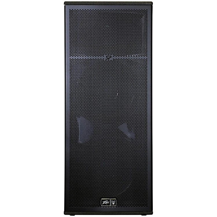 PeaveySP 4BX 3-Way Passive PA Speaker CabinetBlack