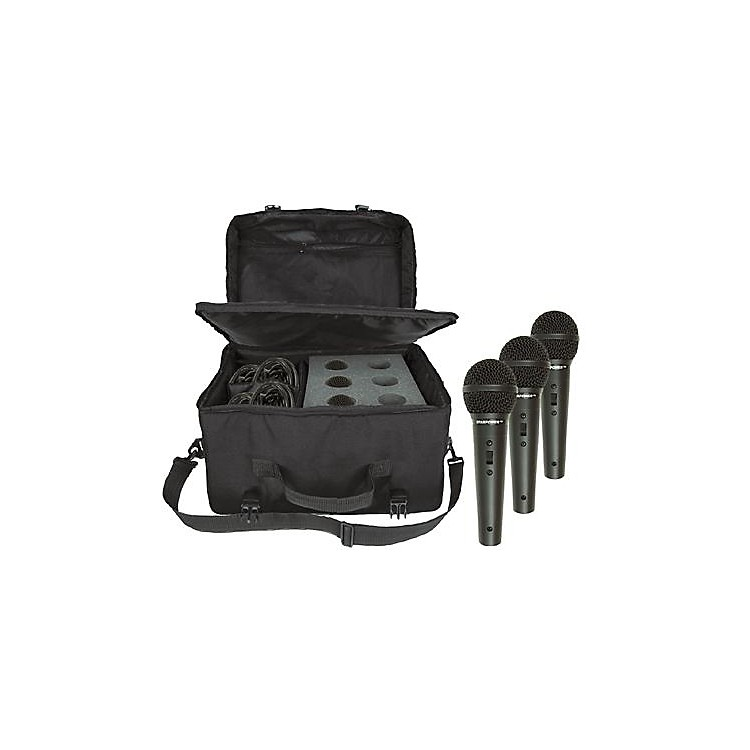 Nady SP-4C Mic 6-Pack with Bag