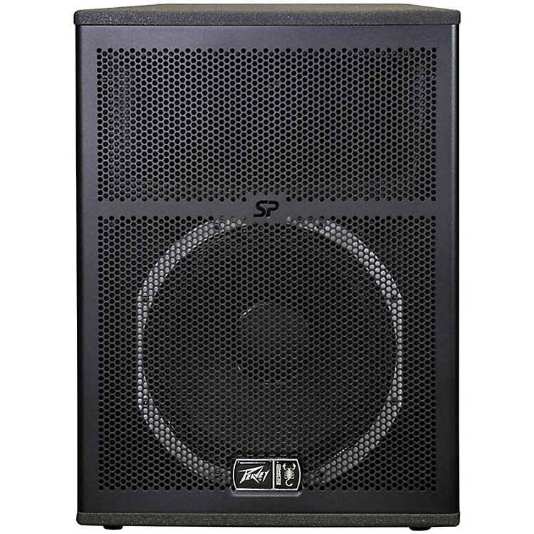 Peavey SP 5BX 2-Way Passive PA Speaker Cabinet Black