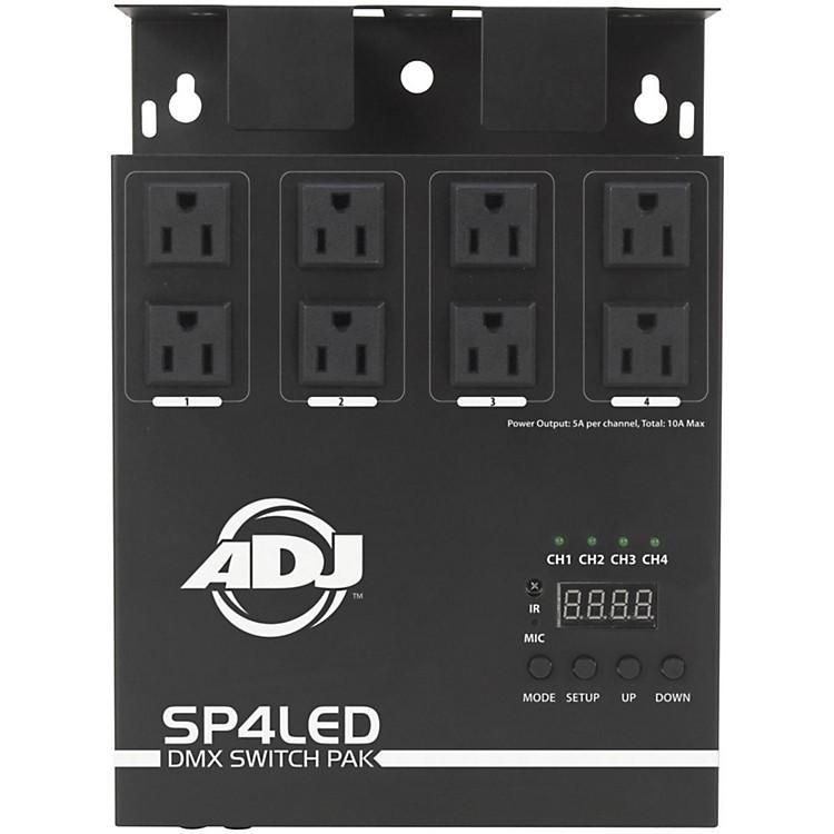 American DJSP4LED DMX Switch Pack