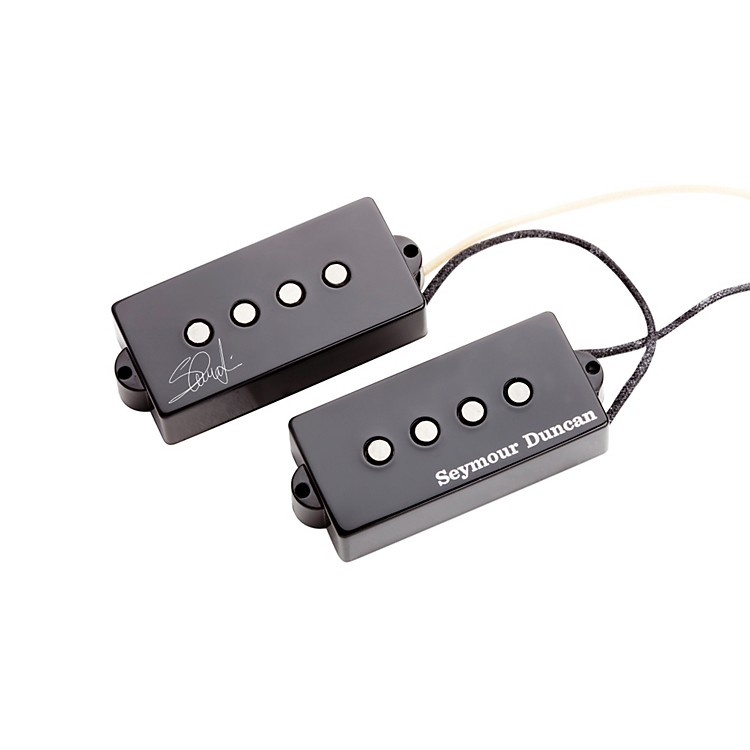Seymour DuncanSPB-4 Steve Harris Signature Precision Bass Pickup