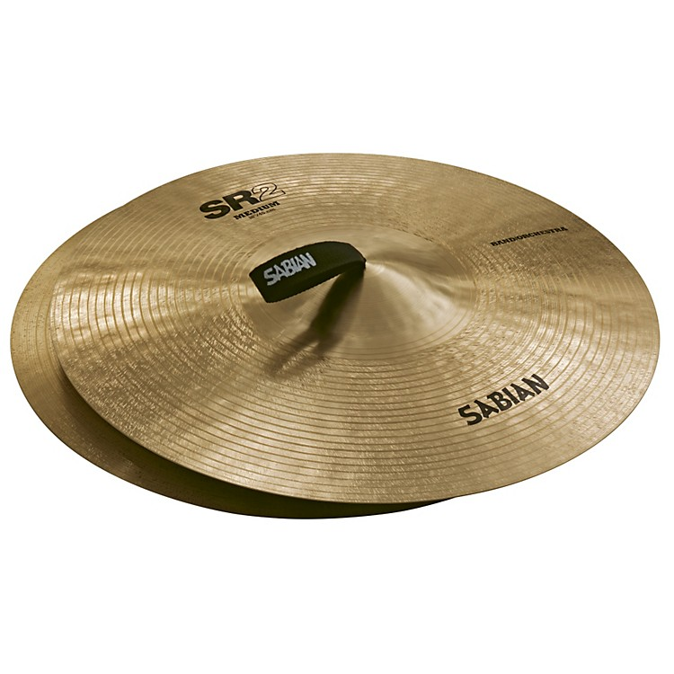 Sabian SR2 Band and Orchestral Cymbal Pair 14