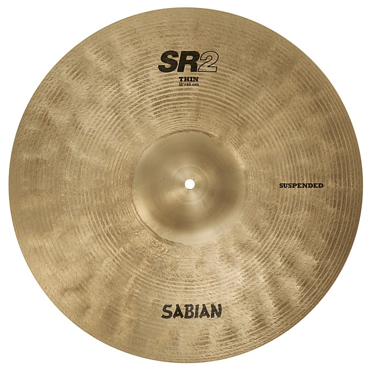 SabianSR2 Suspended Cymbal 18