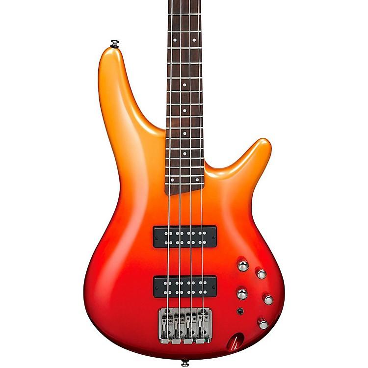 IbanezSR300E 4 String BassAutumn Fade Metallic